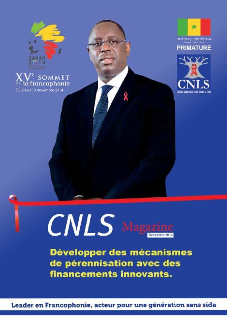 thumbnail of CNLS MAGAZINE NOV 2014
