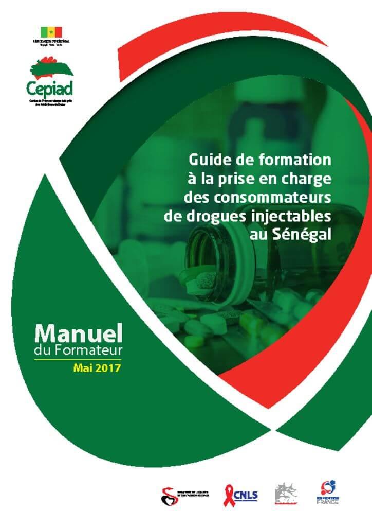 thumbnail of GUIDE DE FORMATION A LA PEC DES CDI. Manuel du formateur