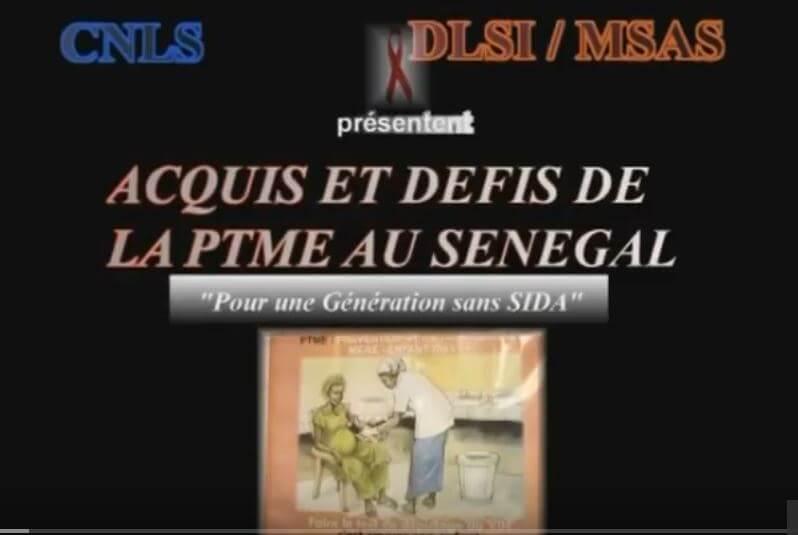 PTME au SENEGAL ( 2014 )