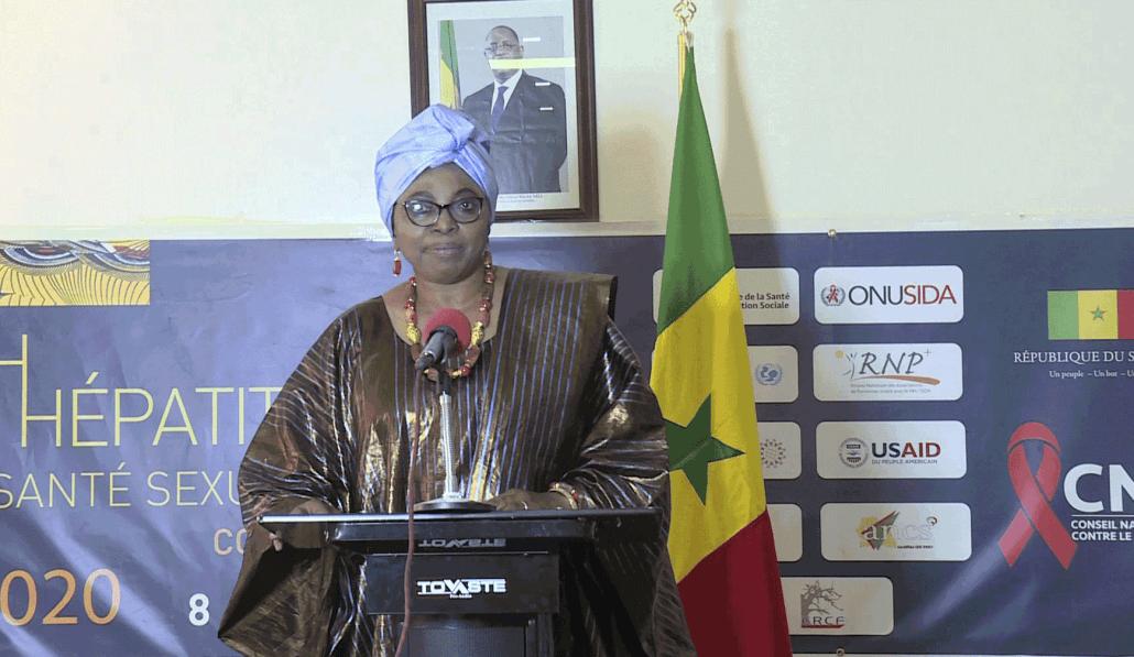 AFRAVIH 2020 :  Pr Ndeye C. Kane Touré