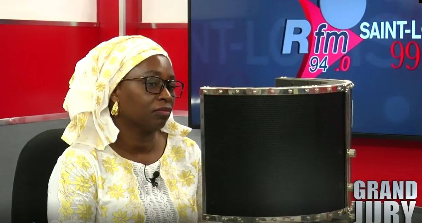 Grand Jury - Invitée : Dr Safiatou Thiam